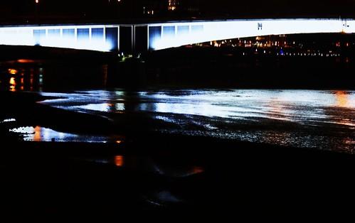 Wandsworth Bridge at Night