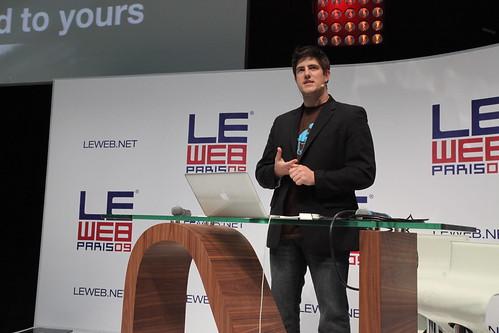 Twitter's API chief speaks to LeWeb