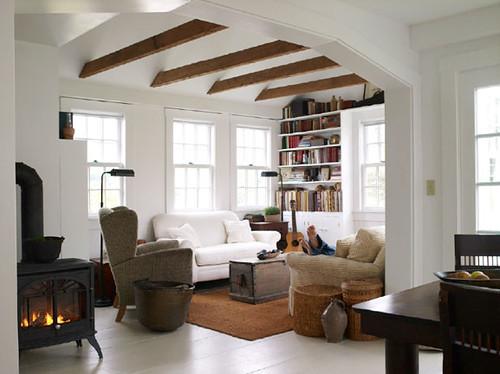 warm living room Laura Moss photog