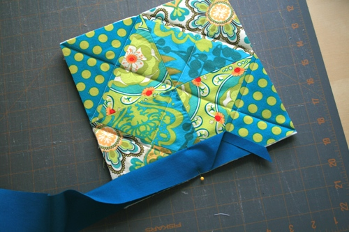 potholder step 6