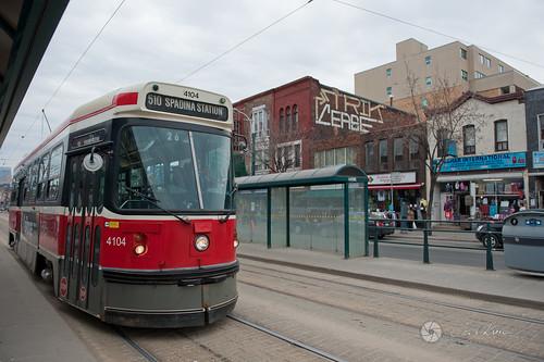 Toronto: Streetcars