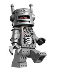 8683 Minifigures Robot