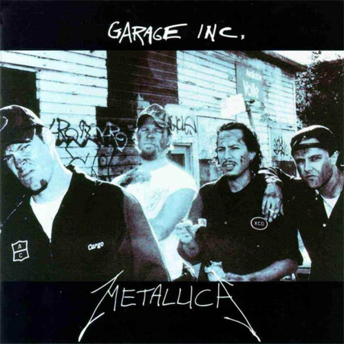 (1998) Garage Inc (320 kbps)