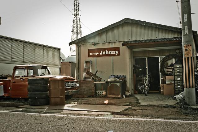 garage Johnny