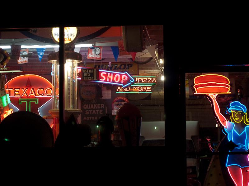 Creswell Neon