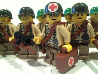 The D-Day Project - Special LEGO Themes - Eurobricks Forums
