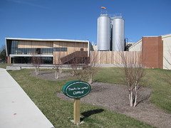 The Dogfish Head Brewery