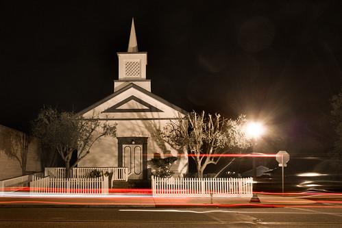 Glad Tidings Church, San Juan Bautista, CA