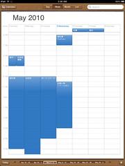 Calendar Weekly
