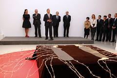 Inaugurada la exposición de arte contemporáneo 'Horizontes insulares'