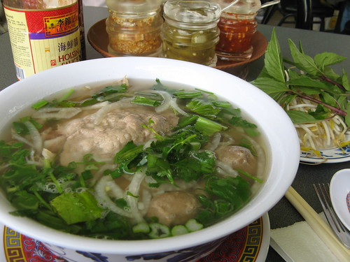 Pho Dac Biet from Dong Ky, Uptown, Chicago