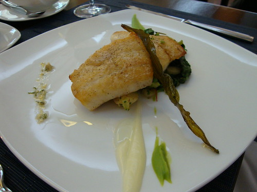 Pan Seared Walleye Pike