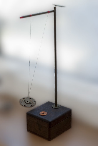 Magbot Pendulum