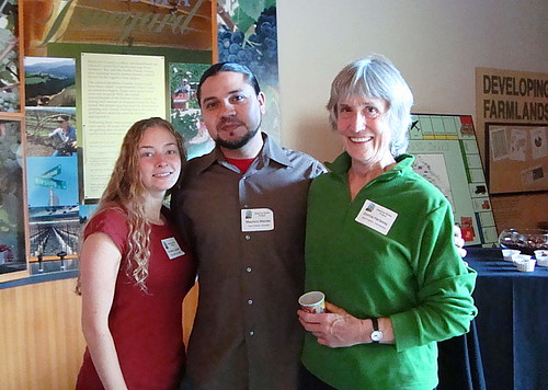 Christina Jogoleff, Mauricio Macias, Donna Haraway.