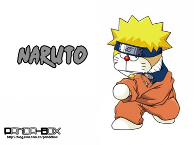Naruto Doraemon