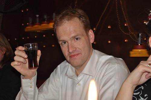 Das wohl kleinste Colaglas der Welt