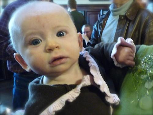 Baby at Boston Media Makers 02/07/10