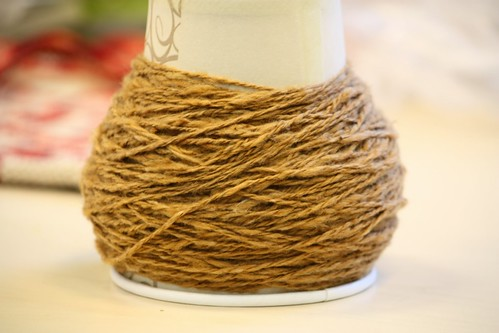 Home-grown, handspun cotton