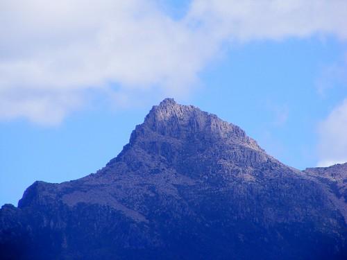 The Peak of Mt. Anne