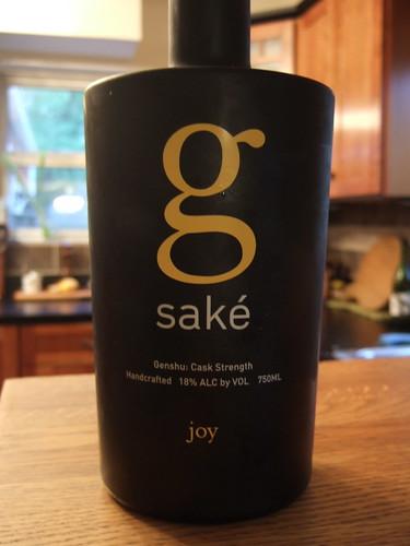 Momokawa G Sake
