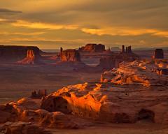 Sunset, Hunts Mesa