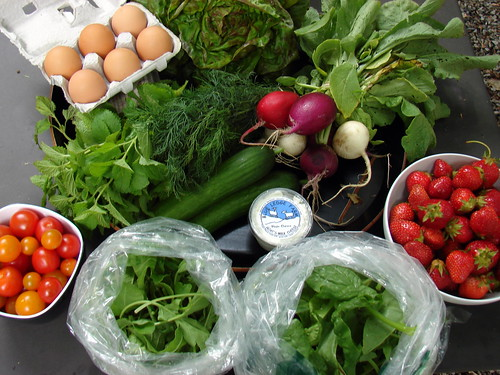 Market Haul: June 5, 2010
