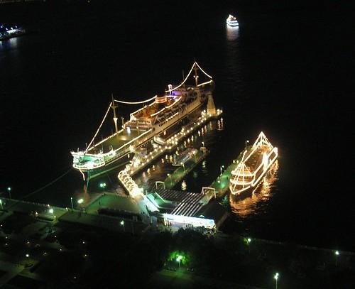 Port illuminations