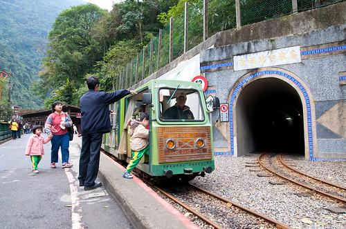 Old Log Train