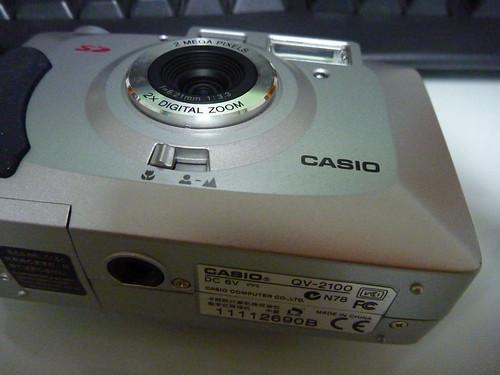 CASIO QV-2100