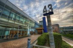 Building 43 at Google - Buzz Alert!