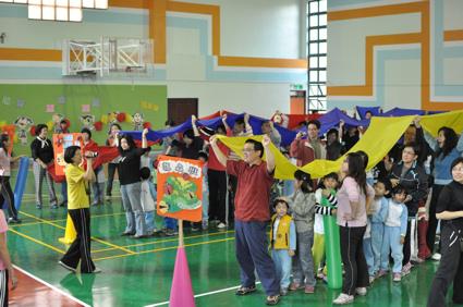 幼兒園的親子運動會(5.6ys)