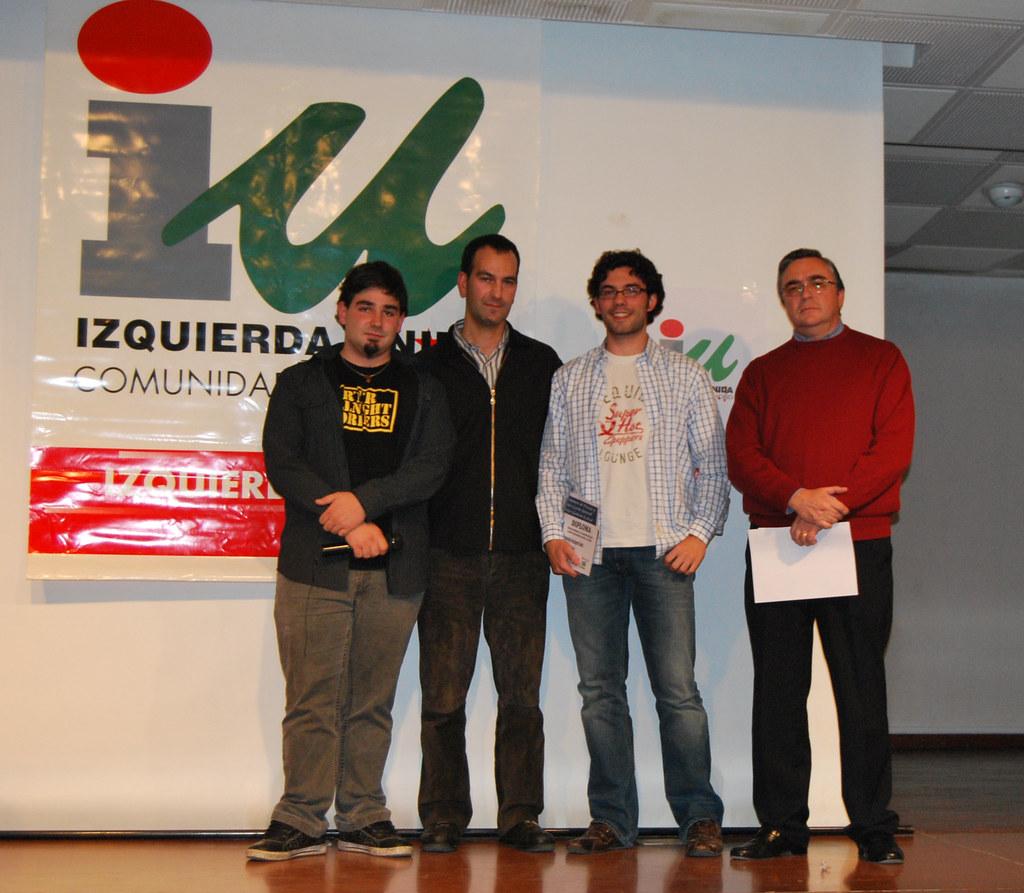 entrega de premios iu 37