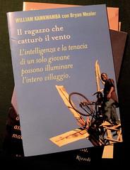 """collana """" In prima persona"""", Rizzoli; materiale pubblicitario (part.), 1"""