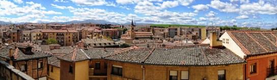 Panorámica Segovia - Mayo 2010