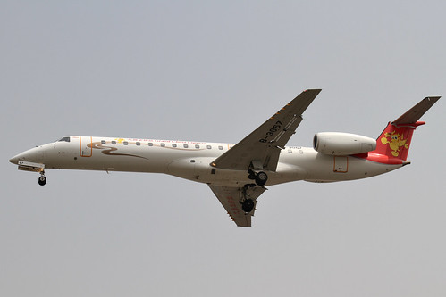 Grand China Express Embraer ERJ-145LI(B-3067)