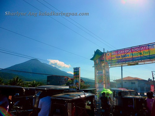 Entrance to the Pahiyas Festival
