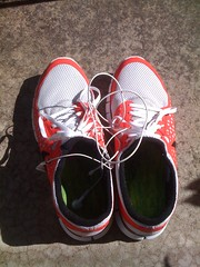 I took up running today