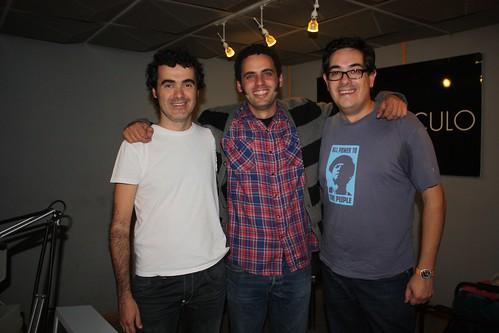Con Jairo Zabala de Depedro