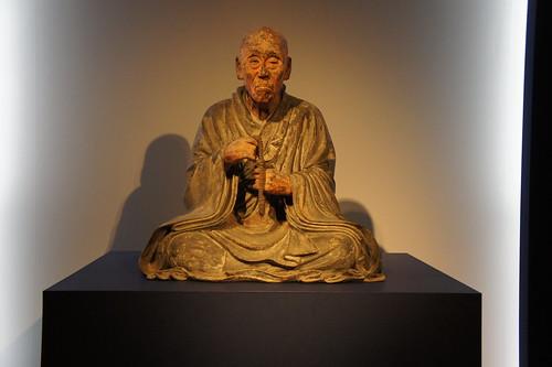 Monje Chogen en Museo Nac Tokio (A)