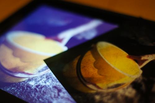 Canon PIXUS MG6130 image / iPad