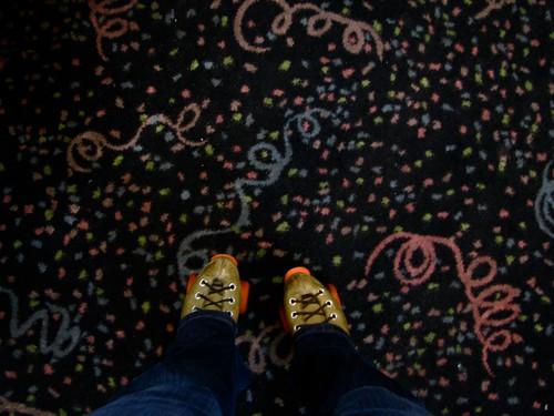 heaven = roller skates
