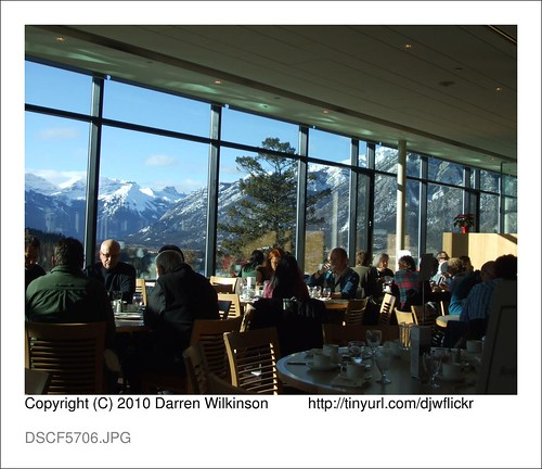 Banff Centre restaurant