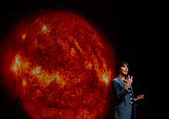 Prof Brian Cox by greyhawk68 on Flickr