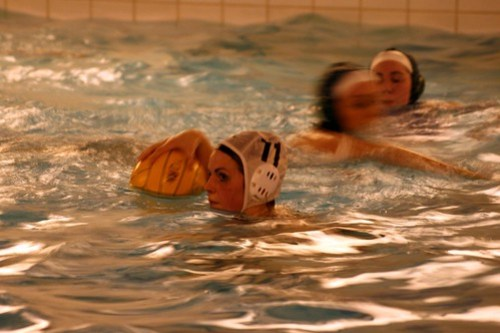 Waterpolo, 02.02.10, Irene Sieberger