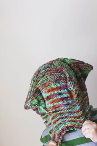 Alexandre's Jester's hat.