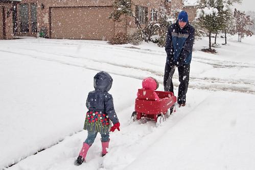 52 Weeks :: Week 6, Day 7 [Snow Day!]