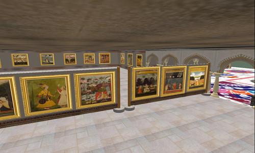 Shekhawati: inside the Art Gallery
