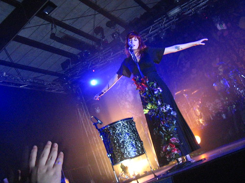 Florence and the Machine live @Estragon