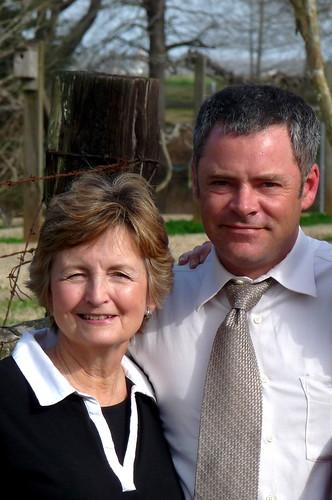 Mom and Trav
