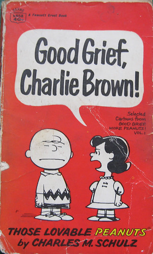 Cood Grief, Charlie Brown, Charles Schulz, 1967